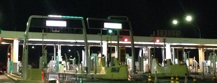 諏訪IC is one of 高速道路.
