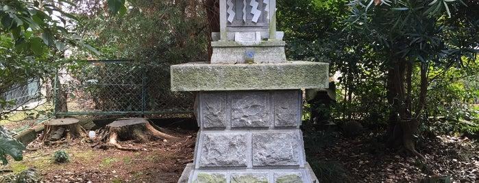有鹿神社 中宮 is one of 海老名・綾瀬・座間・厚木.