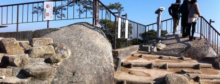 Shishiiwa Observatory is one of 景色◎.