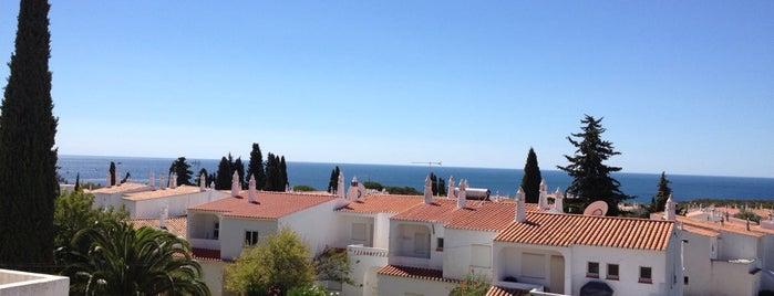 Vila Senhora Da Rocha Resort Armacao de Pera is one of Algarve.