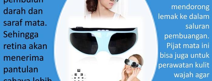 Toko alat pijat kaki 083879074646 is one of Alat Pijat Mata 081380783912 Eye Care Massager.