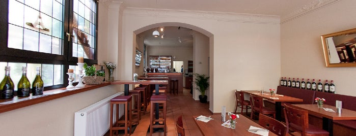 Daniel's Ristorante Italiano is one of Barometer Frankfurt 2014 - Teil 1.