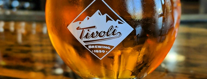Tivoli Brewing Company is one of Denver.