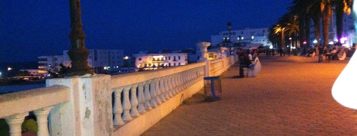 La Corniche, Marsa is one of 4sq Cities! (Asia & Others).
