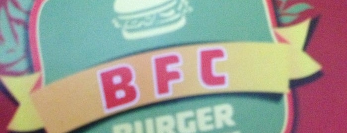 BFC-Burguer Futebol Clube is one of Favoritos - Comidas & Lanches.