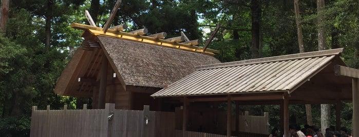 風宮 is one of 訪れた宗教センター.