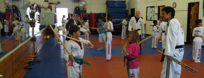 Karate for Kids is one of Favorites.