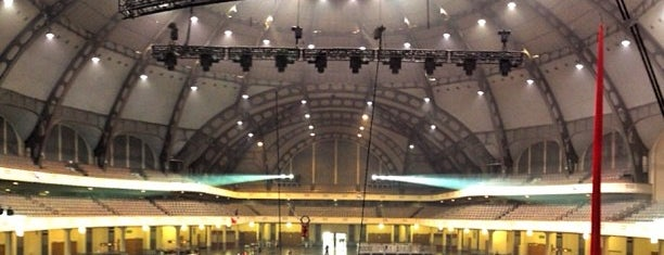 Festhalle is one of The 15 Best Places with Live Music in Frankfurt Am Main.