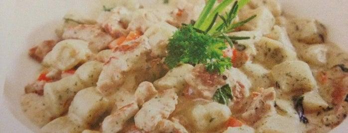 La Pasta Gialla is one of Curitiba Restaurant Week 2016 (14ª Edição).