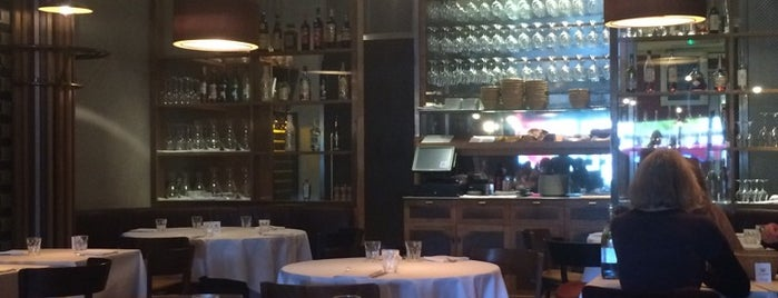 Enoteca Turi is one of Guardian & Observer Restaurant Reviews.