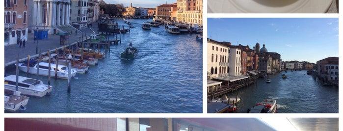Stazione Venezia Santa Lucia is one of Veneto best places.