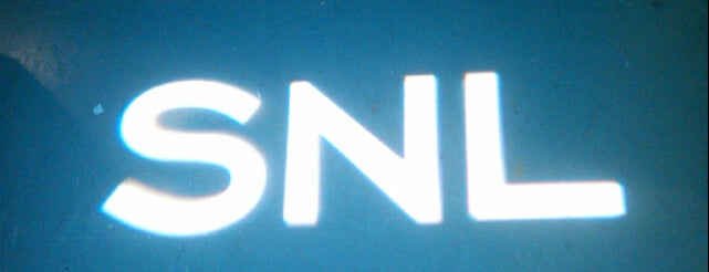 Studio 8H - Saturday Night Live is one of Great Venues To Visit....