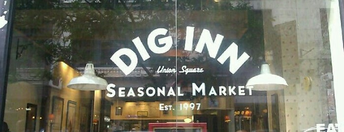 Dig Inn is one of zero guilt food - NY airbnb.