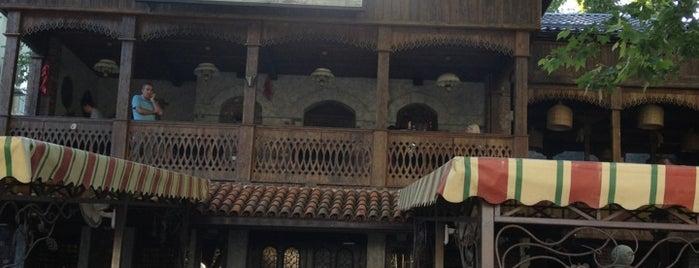 Духанъ is one of Кафе, бары, рестораны....