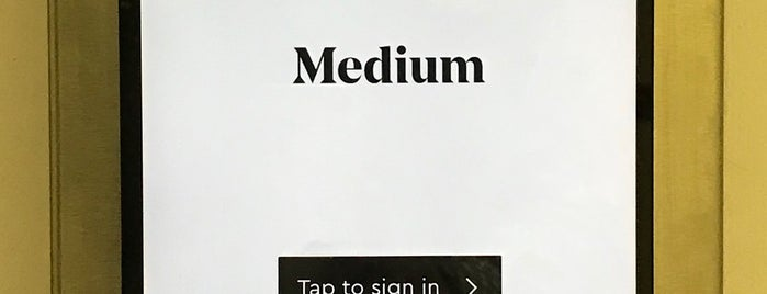 Medium is one of Silicon Valley Tech Companies.