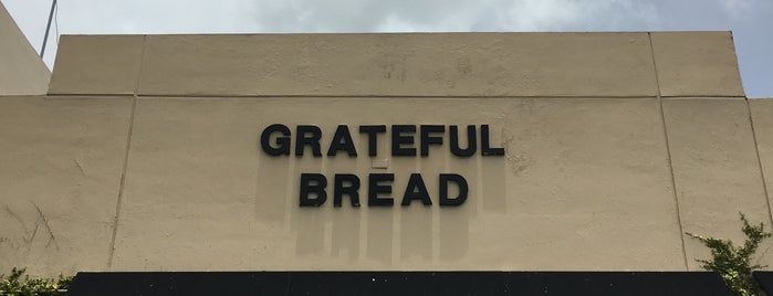 Grateful Bread is one of Miami ☀️🌊🚤.