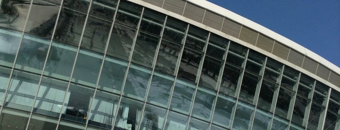 Europa League Stadiums