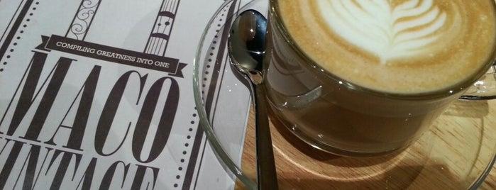 Maco Vintage is one of Coffee@Venture ^.^v.