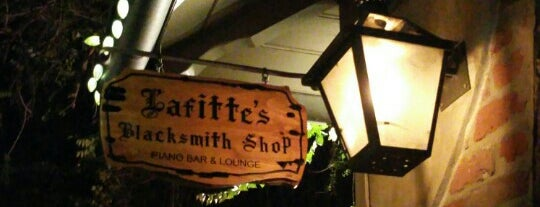 Lafitte's Blacksmith Shop is one of A State-by-State Guide to 2015's Most Popular Bars.