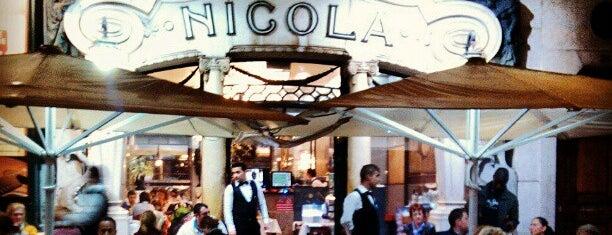 Café Nicola is one of Lissabon.