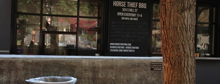 Horse Thief is one of Usa.