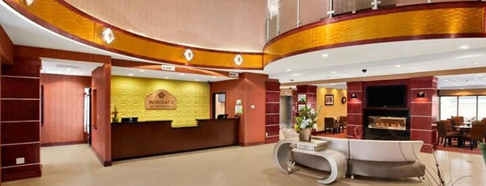 Wingate By Wyndham Tulsa Is One Of The 13 Best Hotels In