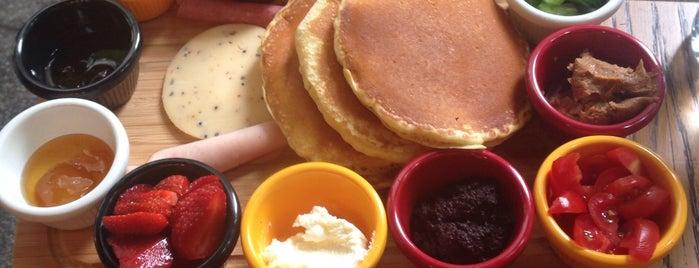 SugarPine Pancake is one of Kahvaltı.
