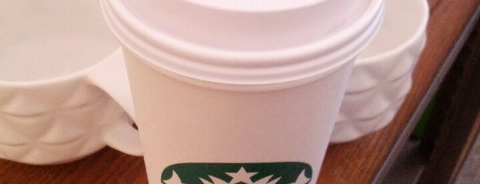 Starbucks is one of O.C.