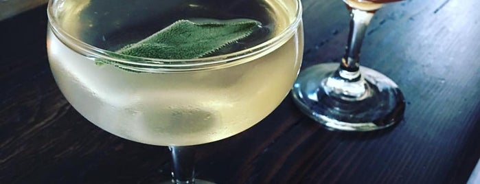 The Alembic is one of 50 Top Cocktail Bars in the U.S..