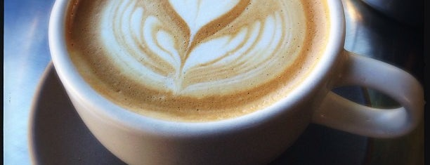 Linea Caffe is one of SF Coffee.