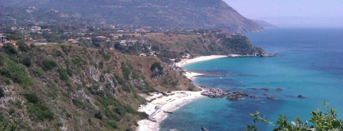 Capo Vaticano is one of South Italy.