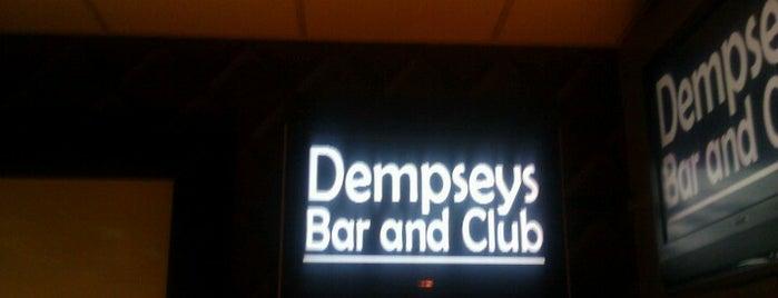 Dempseys is one of Fairly Often!.