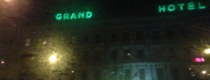 Grandhotel Brno is one of Brno.