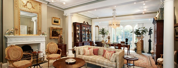 The Johnston Collection is one of Open House Melbourne.