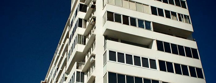 Edgewater Towers is one of Open House Melbourne.