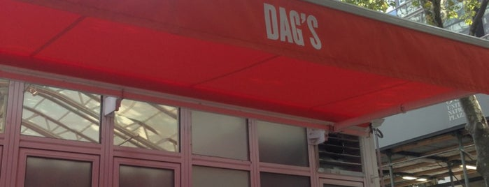 Dag's Patio Cafe is one of The 3-Hour Lunch.