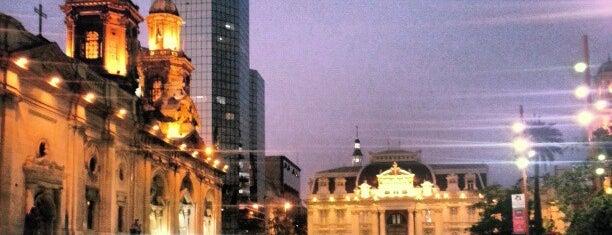 Plaza de Armas is one of Santiago.