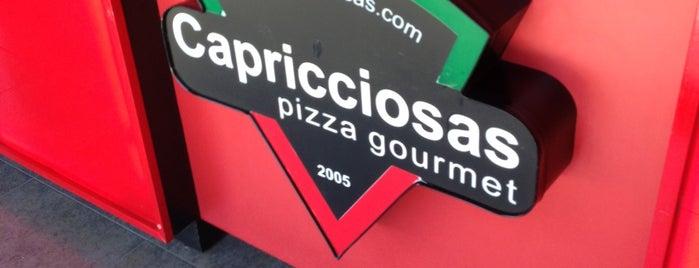 Capricciosas is one of Monterrey gourmet.