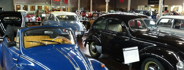 Lane Motor Museum is one of Places To Visit In Nashville.