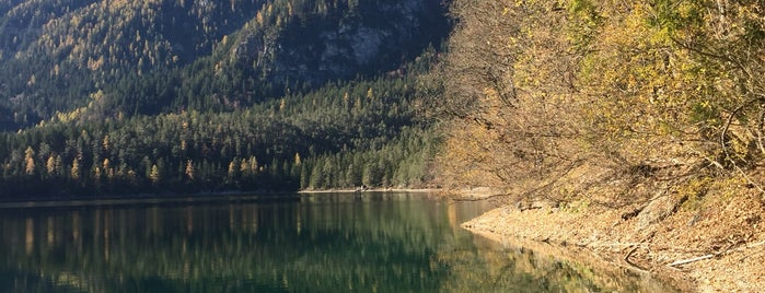Lago di Tovel is one of Trentino.
