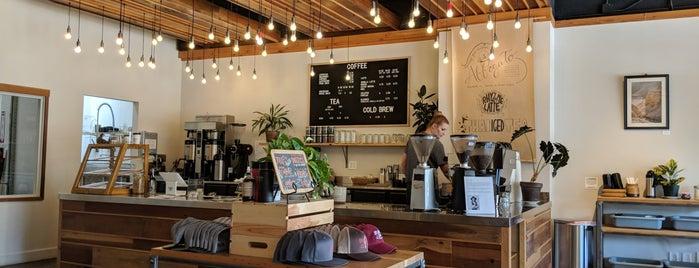 Spearhead Coffee is one of CALI.