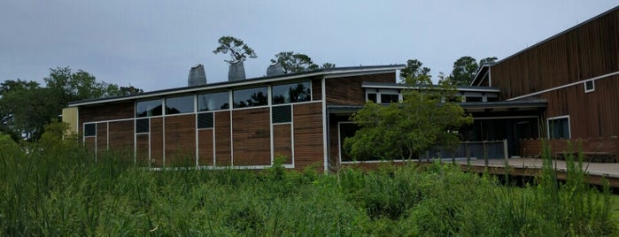 Chincoteague National Wildlife Refuge FWS Visitor Center is one of Places to visit.