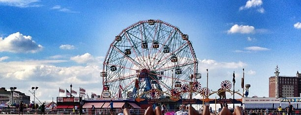 Coney Island Beach & Boardwalk is one of 2012 - New York.