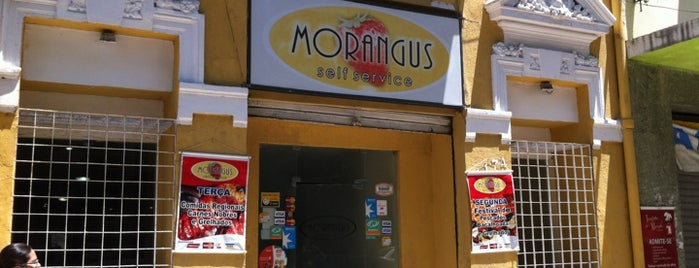Morangus Self Service is one of My food places.