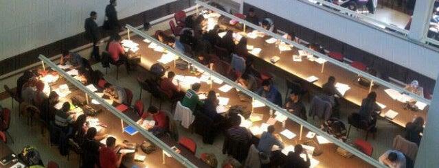 İÜ Merkez Kütüphanesi is one of İSTANBUL #2.