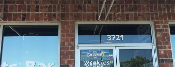 Rookie's Bar & Grill is one of 20 favorite restaurants.