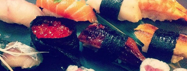 Tokio Sushi is one of Restaurantes Japoneses Barcelona.