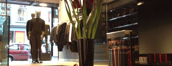 HUGO Store is one of HUGO Fashion Show Pieces.