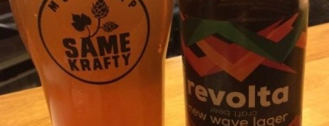 Same Krafty vis-a-vis is one of Piwa rzemieślnicze | Craft beer Poland.