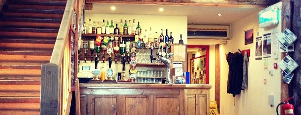 Ben Nevis Inn is one of Places I like to Eat..
